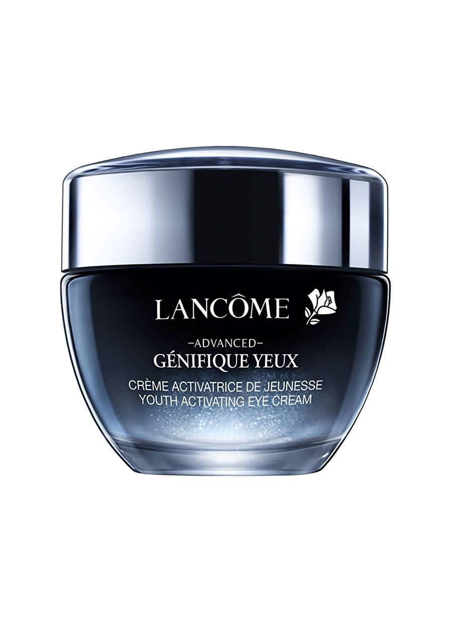 Standart Kadın Renksiz Lancome Advanced Génifique Yeux 15 ml Göz Kremi Kozmetik Cilt Bakımı