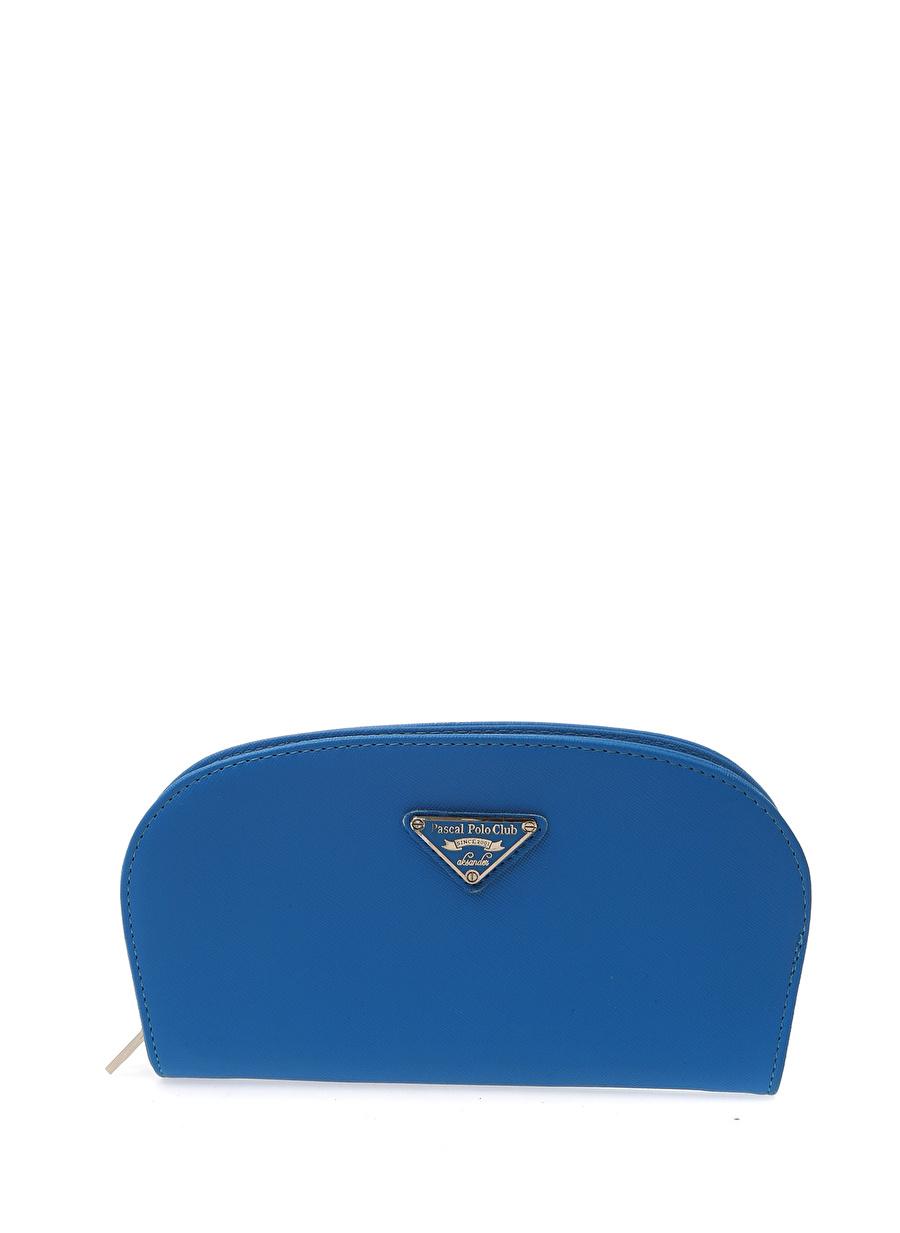Standart Mavi Pascal Classicamp;Polo Racquet Classic&Polo Cüzdan Ayakkabı Çanta Kadın