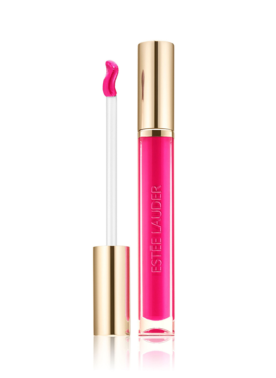 Standart Kadın Renksiz Estee Lauder Pure Color Love Shine Liquid Lip 201 Dolled Up Ruj Cosmetics