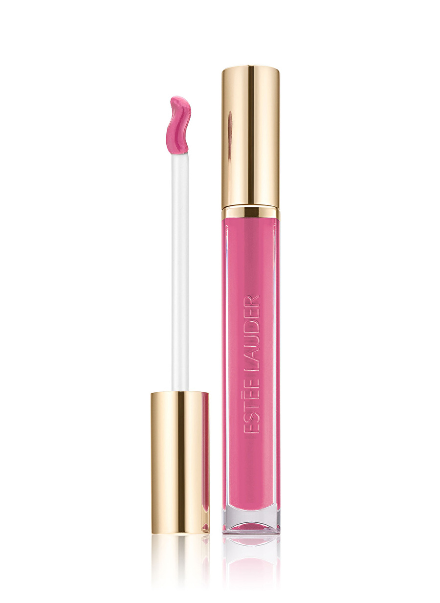 Standart Kadın Renksiz Estee Lauder Pure Color Love Liquid Lip in Matte Sparkle Shine Sassed Up 6 ml Ruj Cosmetics