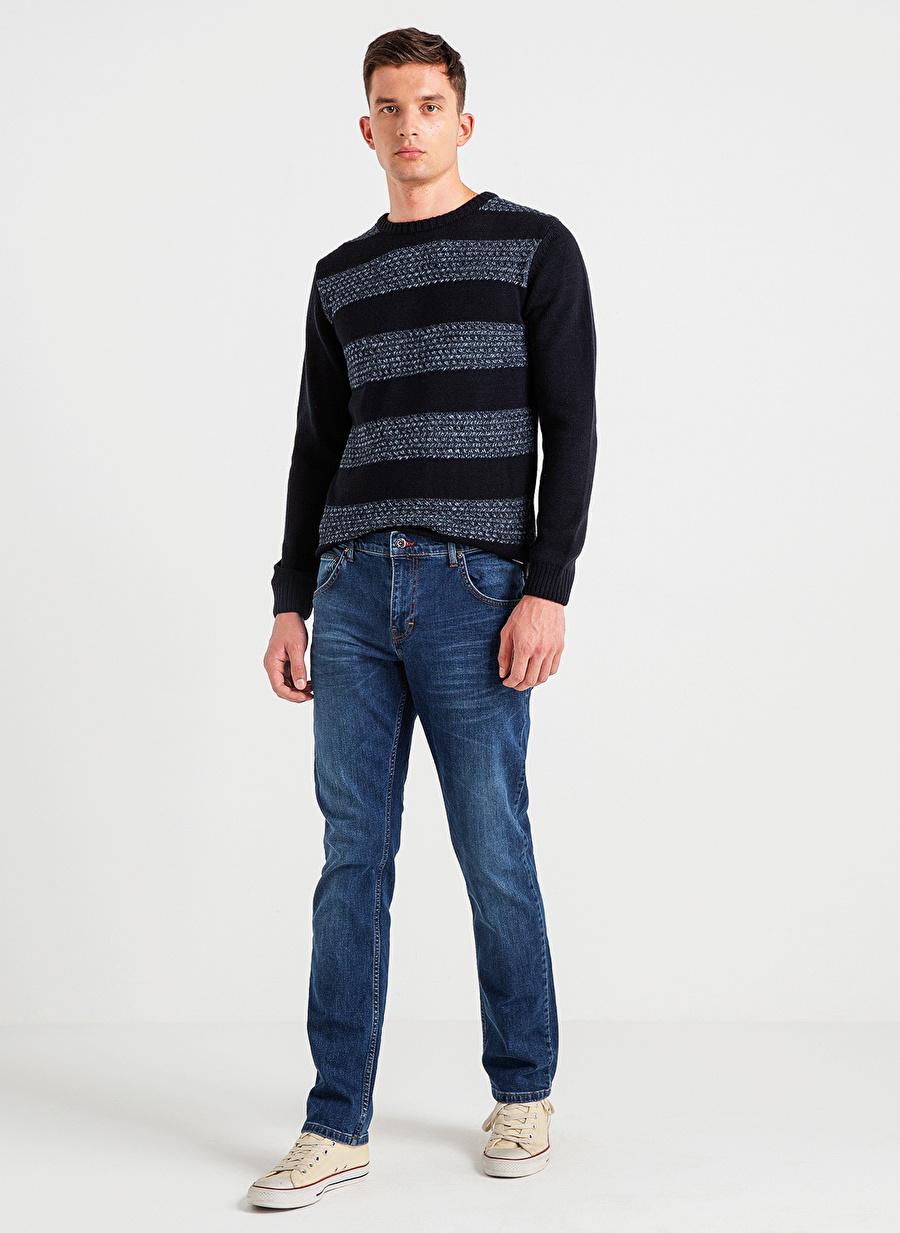 Renksiz Mustang Mavi Klasik Pantolon Erkek Giyim Jean En İyi Jean\'ler