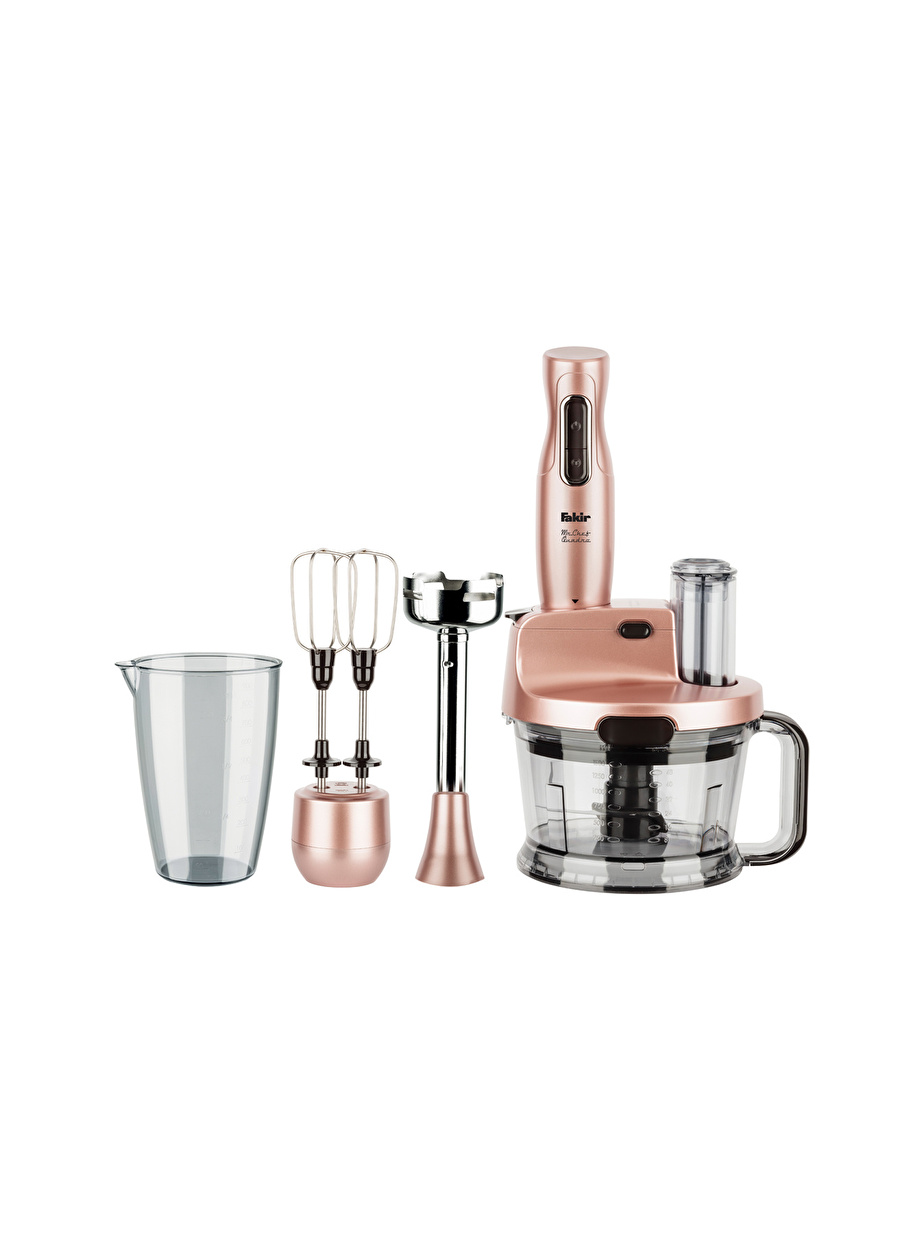 Standart unisex Renksiz Fakir Mr. Chef Quadro- Rosie Blender Ev Elektrikli Aletleri Küçük