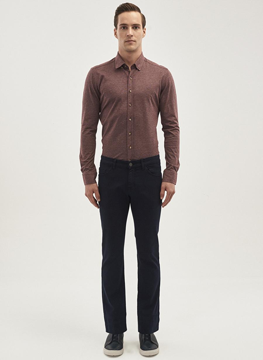 54 Koyu Lacivert Altınyıldız Classic Altinyildiz Pantolon Erkek Giyim