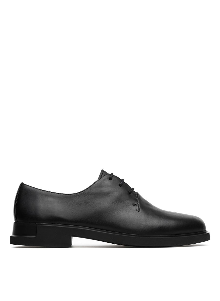 37 Siyah Camper Düz Ayakkabı Çanta Kadın