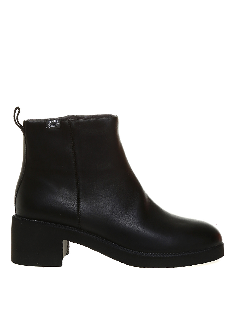 39 Siyah Camper Deri Bot Ayakkabı Çanta Kadın Çizme