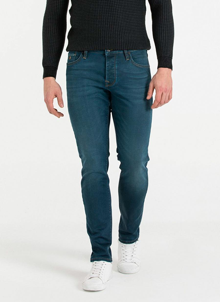 29-32 Erkek Renksiz Loft Denim Pantolon Bottoms Active Streetwear