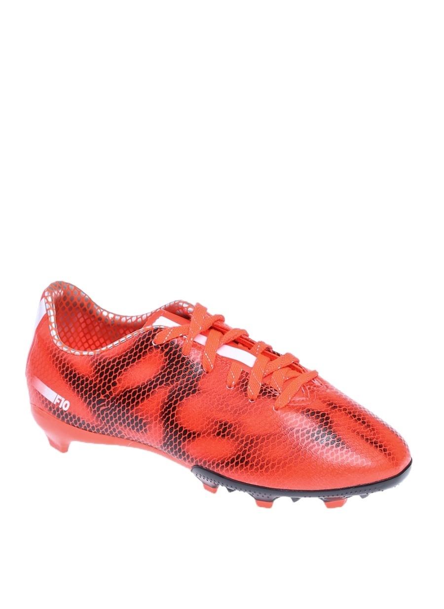 4-7 Yaş-Us 12.5 Erkek Kırmızı adidas Krampon Ayakkabı Çanta Çocuk Ayakkabıları Futbol