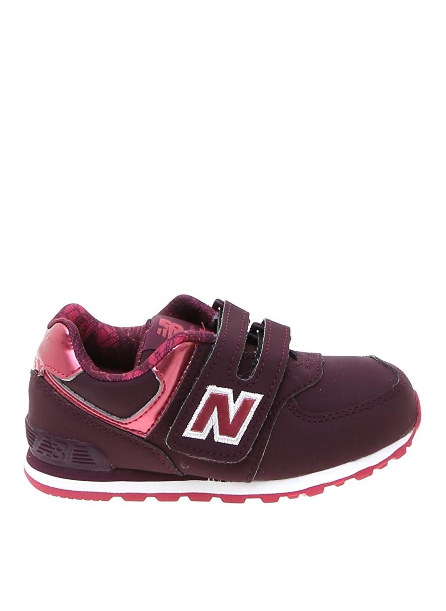 26 Erkek Şarap New Balance Yürüyüş Ayakkabısı Çocuk Bebek