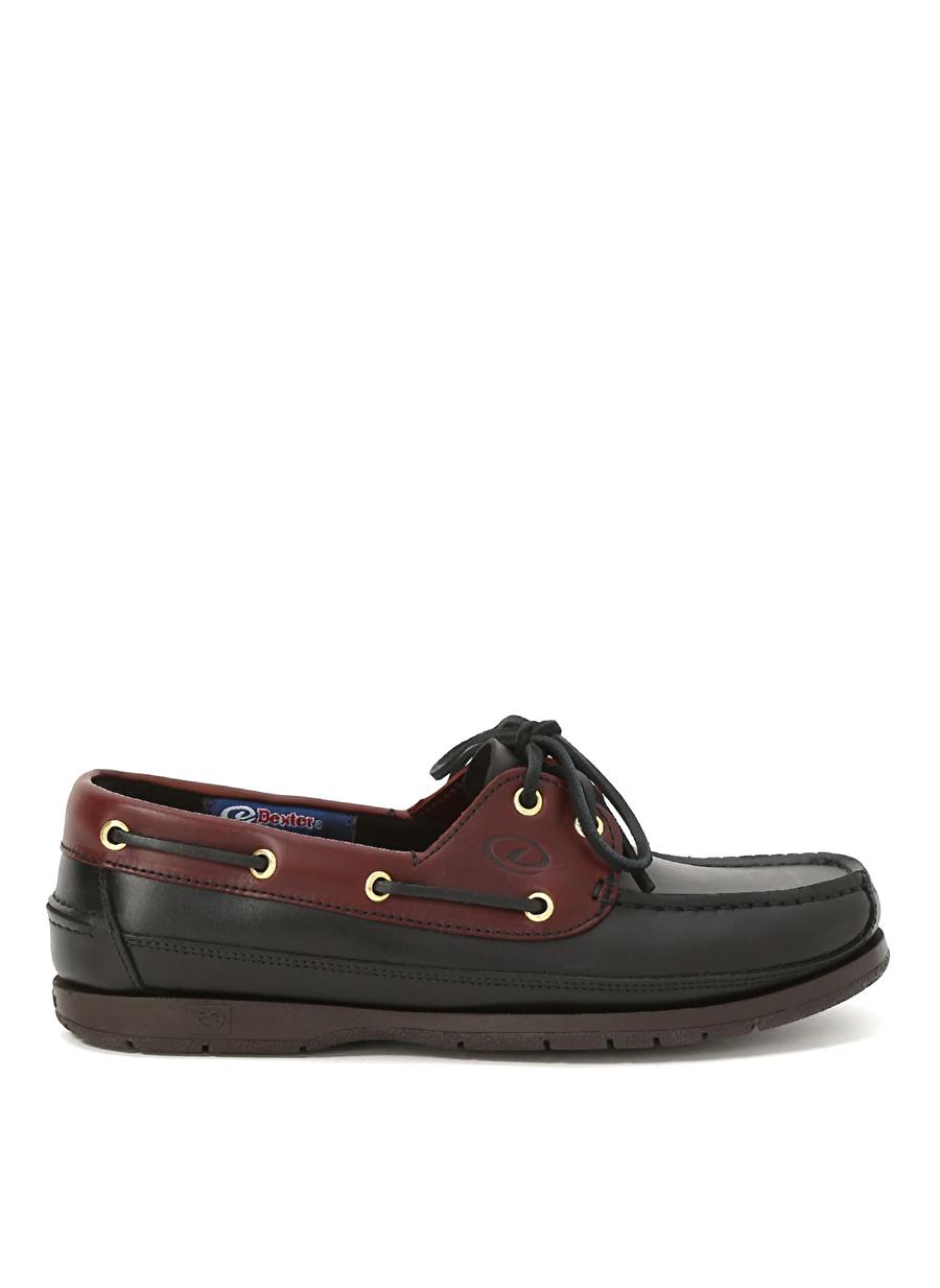 Standart Fındık Dexter Siyah - Kahve Günlük Ayakkabı Çanta Erkek