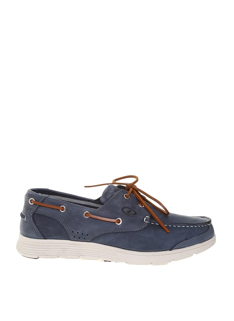 43 Koyu Mavi Dexter Günlük Ayakkabı Çanta Erkek