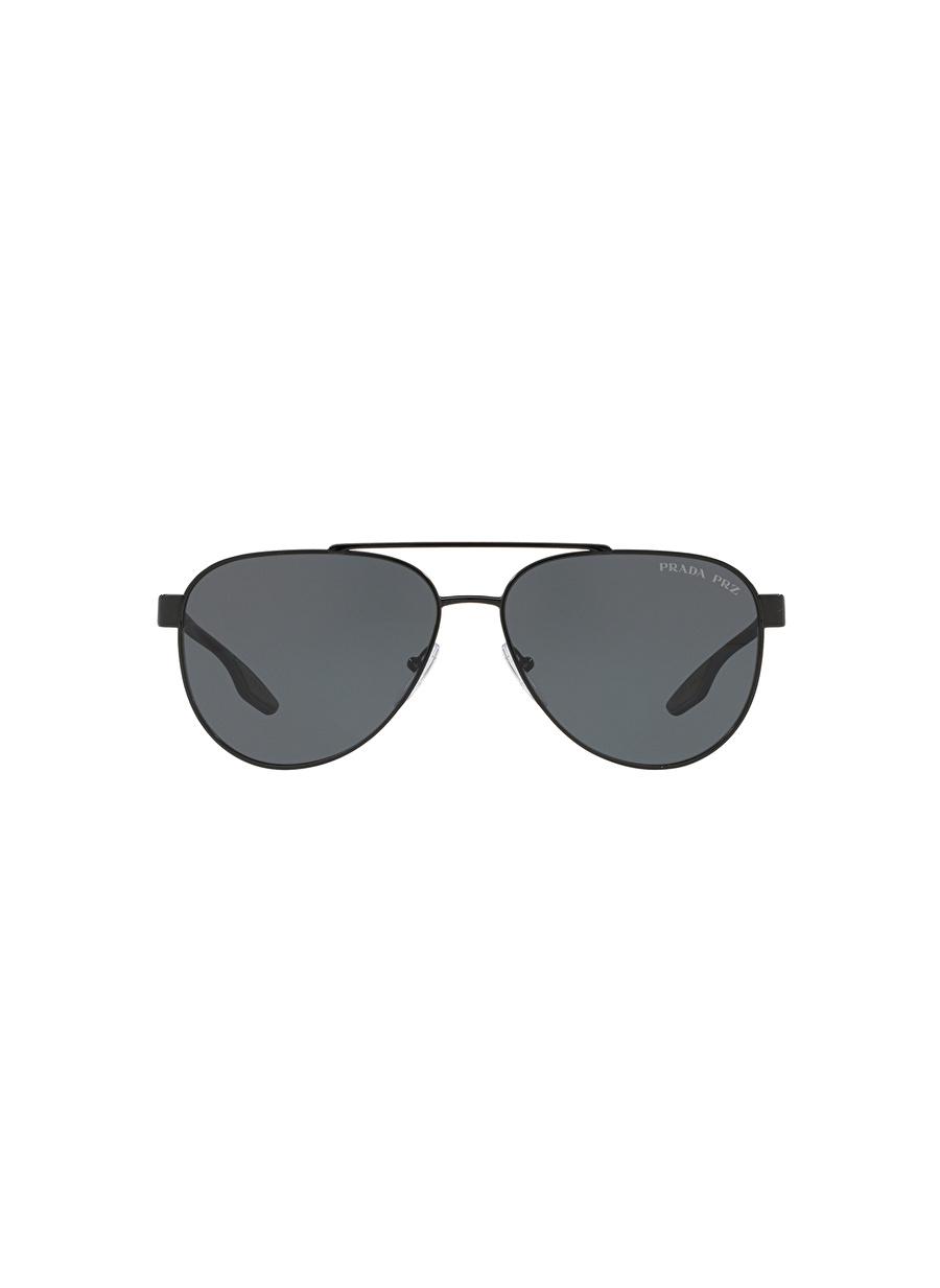 Standart Renksiz Prada Linea Rossa Güneş Gözlüğü Erkek Aksesuar Gözlük