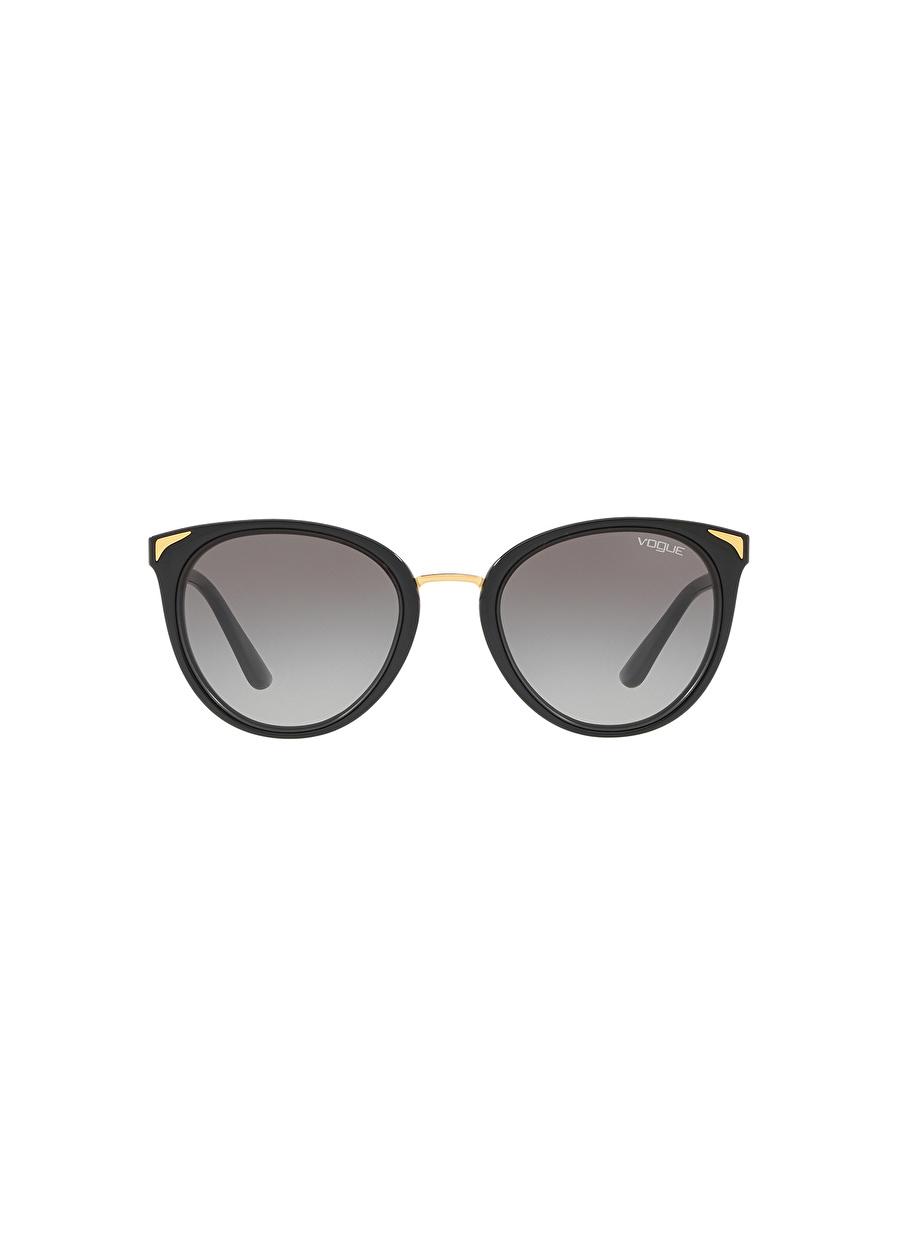 Standart Renksiz Vogue Güneş Gözlüğü Kadın Aksesuar Gözlük