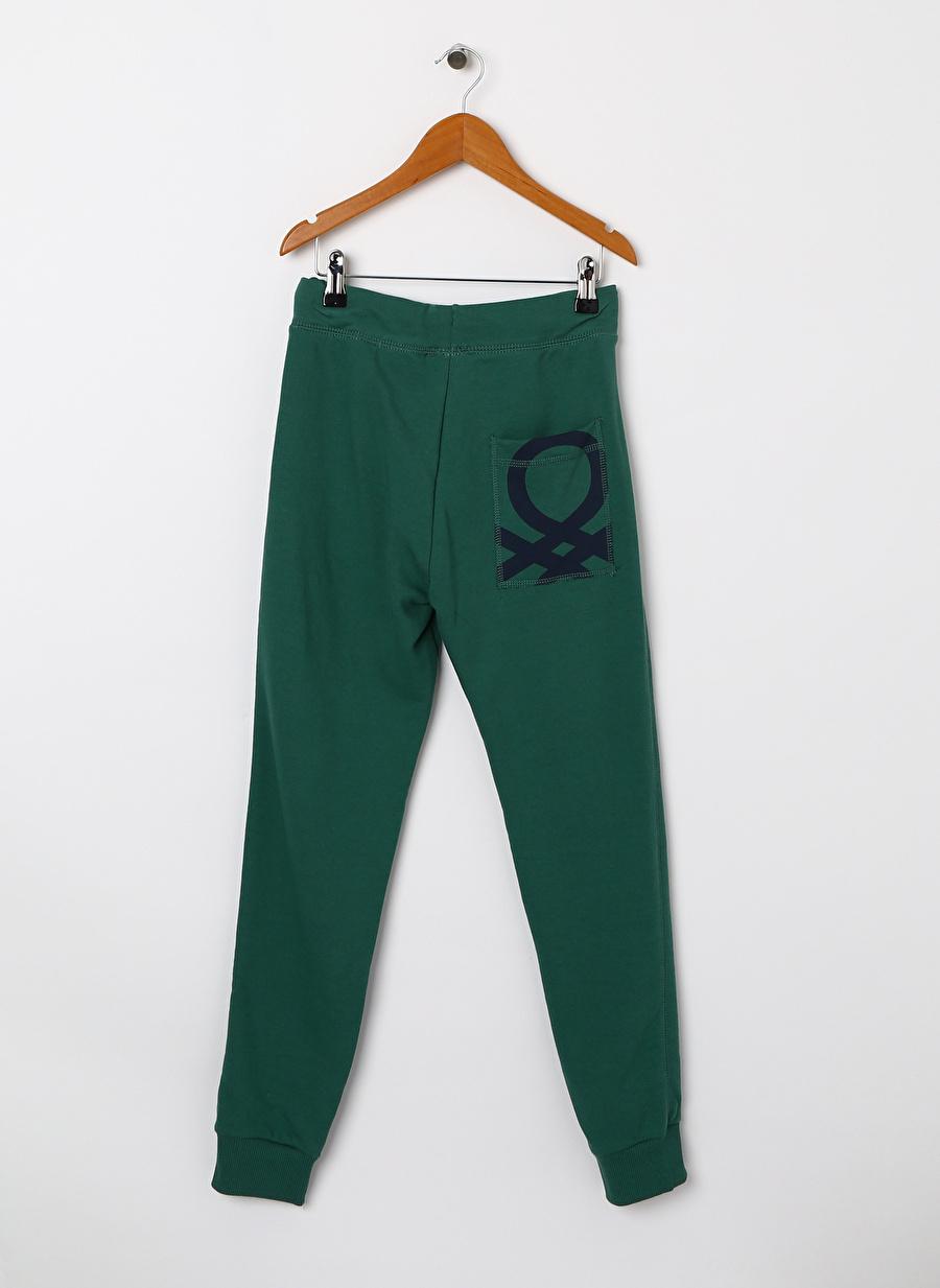 Standart Erkek Koyu Nefti Benetton Eşofman Altı Çocuk Giyim