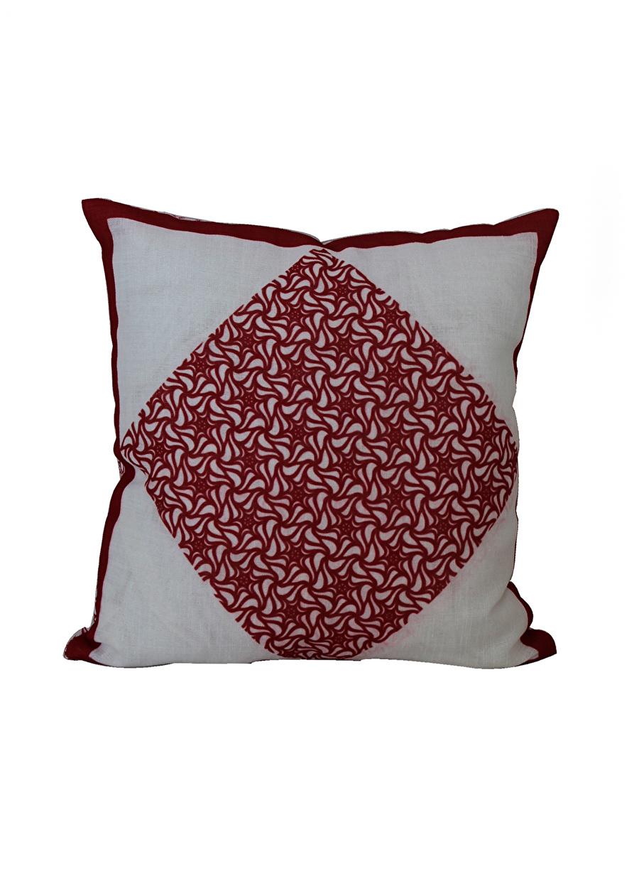 Standart unisex Renksiz Modafabrik Kırlent Ev Tekstili Dekoratif Yastık