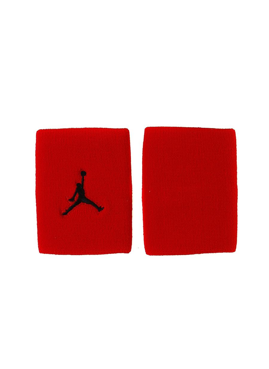 Standart unisex Kırmızı - Siyah Nike Aksesuar Sporcu Bilekliği Aksesuarları Diğer