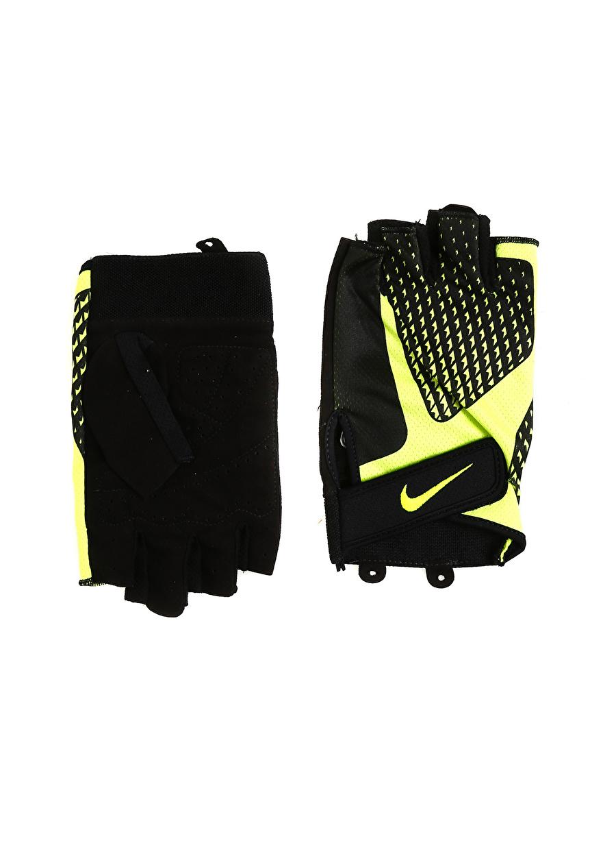S unisex Siyah Nike Aksesuar Fitness Eldiveni Spor Türleri Kondisyon Ekipmanları
