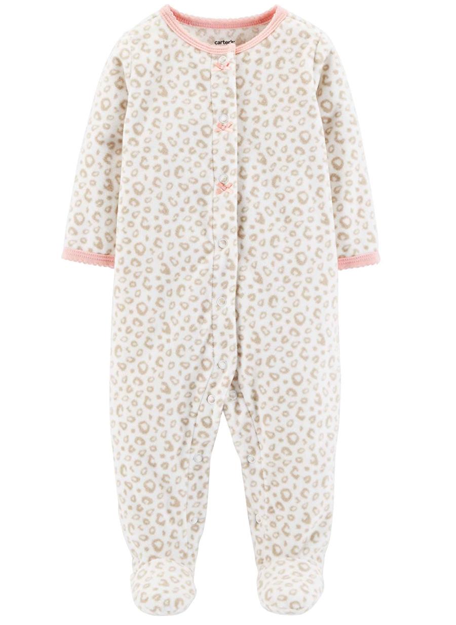 9 Ay unisex Kemik Carters Tulum Çocuk Bebek Giyim