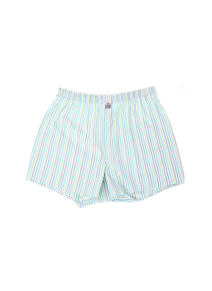 2XL Erkek Çok Renkli The Don Boxer Bottom Underwear Mens