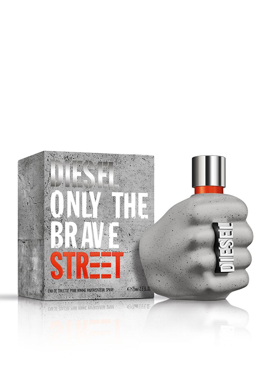 Standart Renksiz Diesel Only The Brave Street Edt 75 ml Erkek Parfüm Kozmetik Kadın