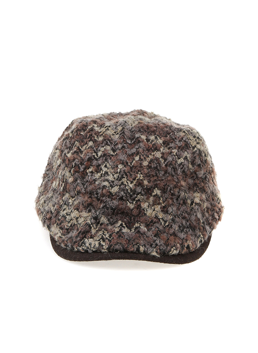 Standart Gri Bay Şapkaci Erkek Aksesuar ŞapkaKasket