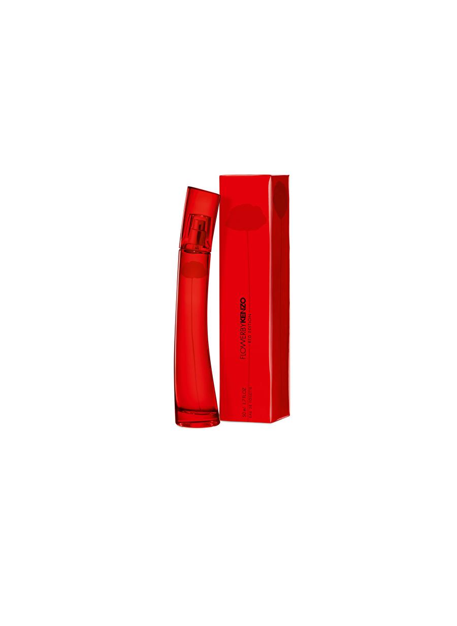 Standart Renksiz Kenzo Flower By Red Edition Edt 50 ml Kadın Parfüm Kozmetik Boyner\'e Özel