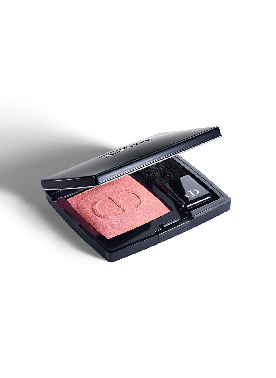 Standart Kadın Renksiz Dior Dsk Rouge Blush 601 Allık Kozmetik Makyaj Yüz Makyajı