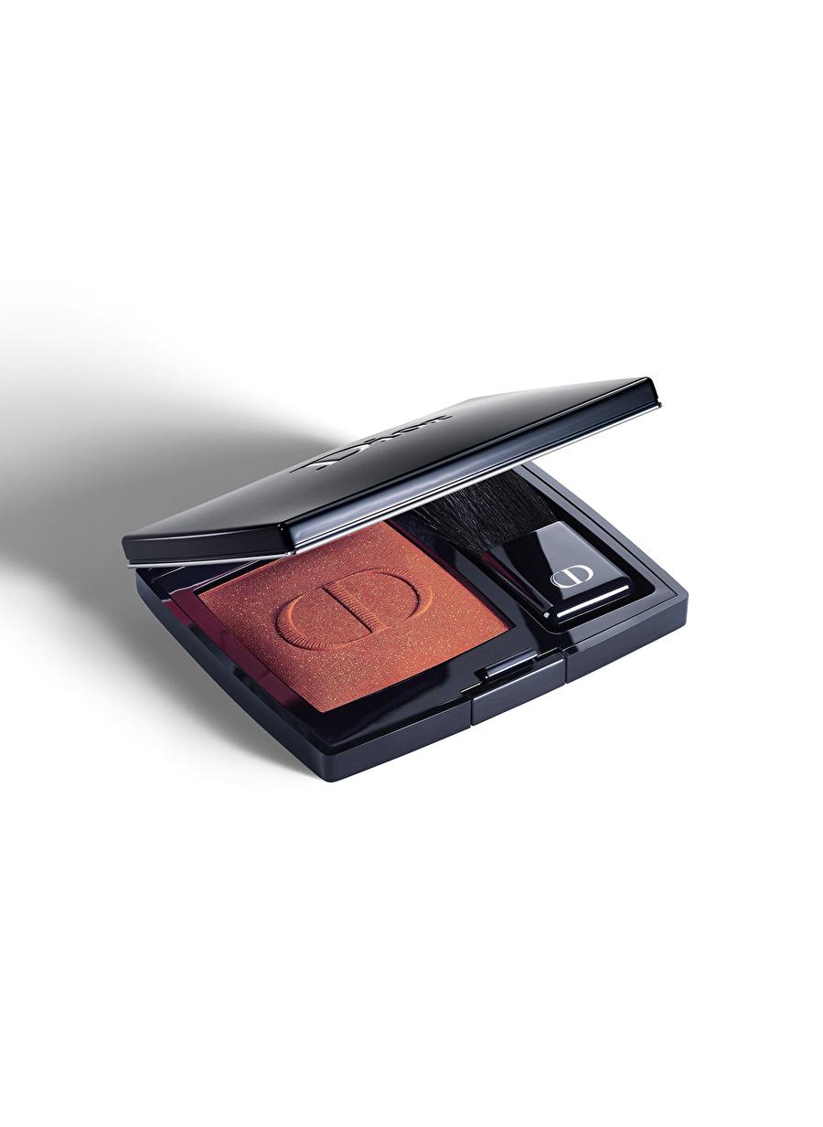 Standart Kadın Renksiz Dior Dsk Rouge Blush 678 Allık Kozmetik Makyaj Yüz Makyajı