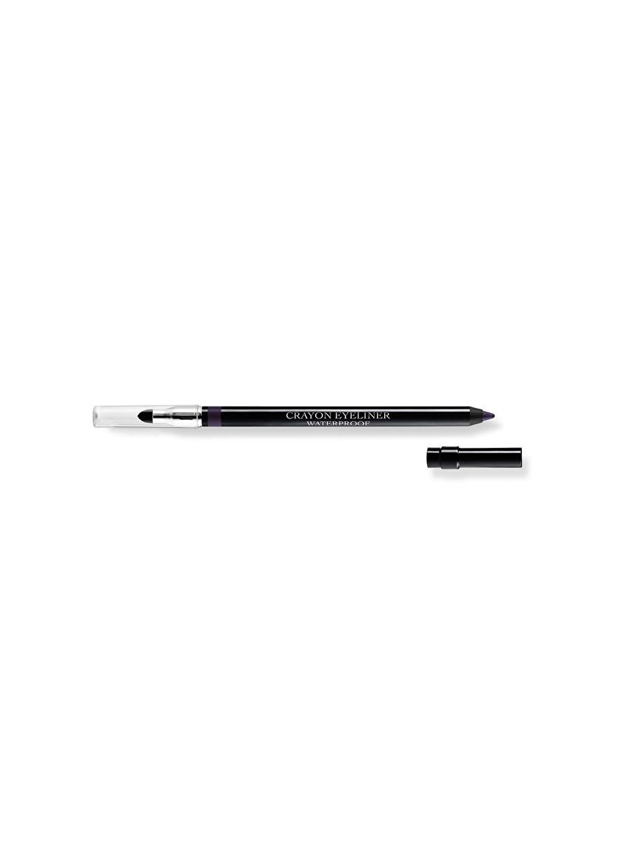 Standart Kadın Renksiz Dior Eyeliner Waterproof 184 Göz Kalemi Kozmetik Makyaj Makyajı