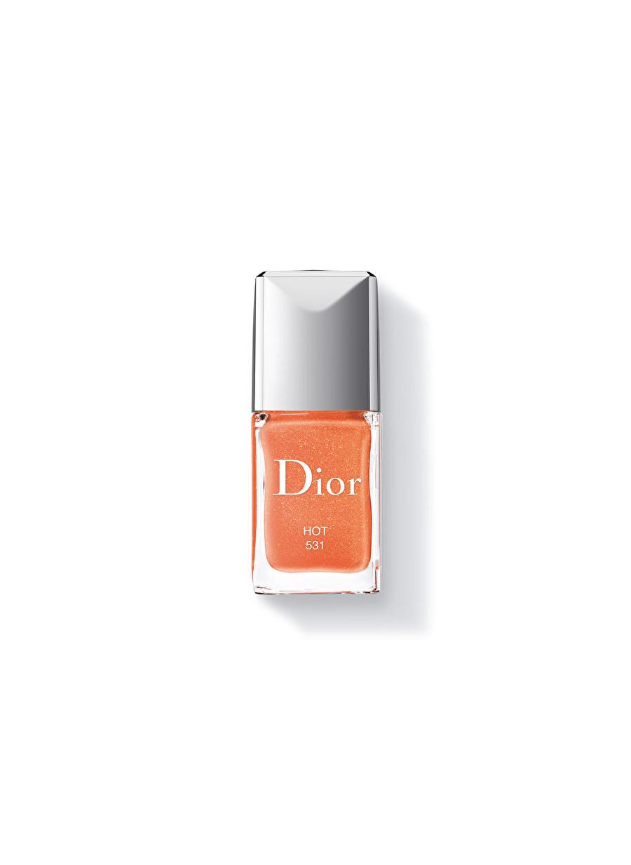 Standart Kadın Renksiz Dior Rouge Vernis 531 Oje Kozmetik Makyaj Tırnak Bakımı