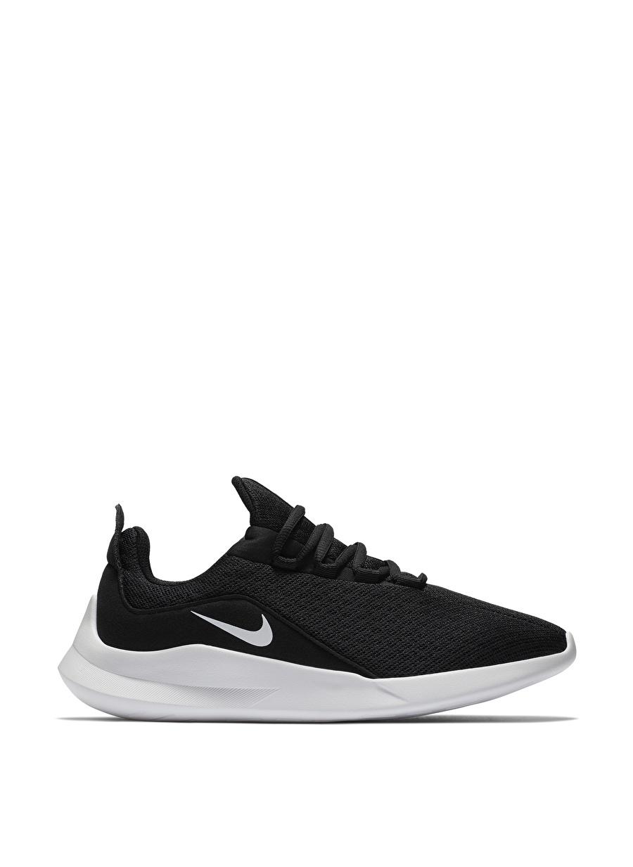 40.5 Siyah - Gri Gümüş Nike Viale Kadın Lifestyle Ayakkabı Spor Sneakers