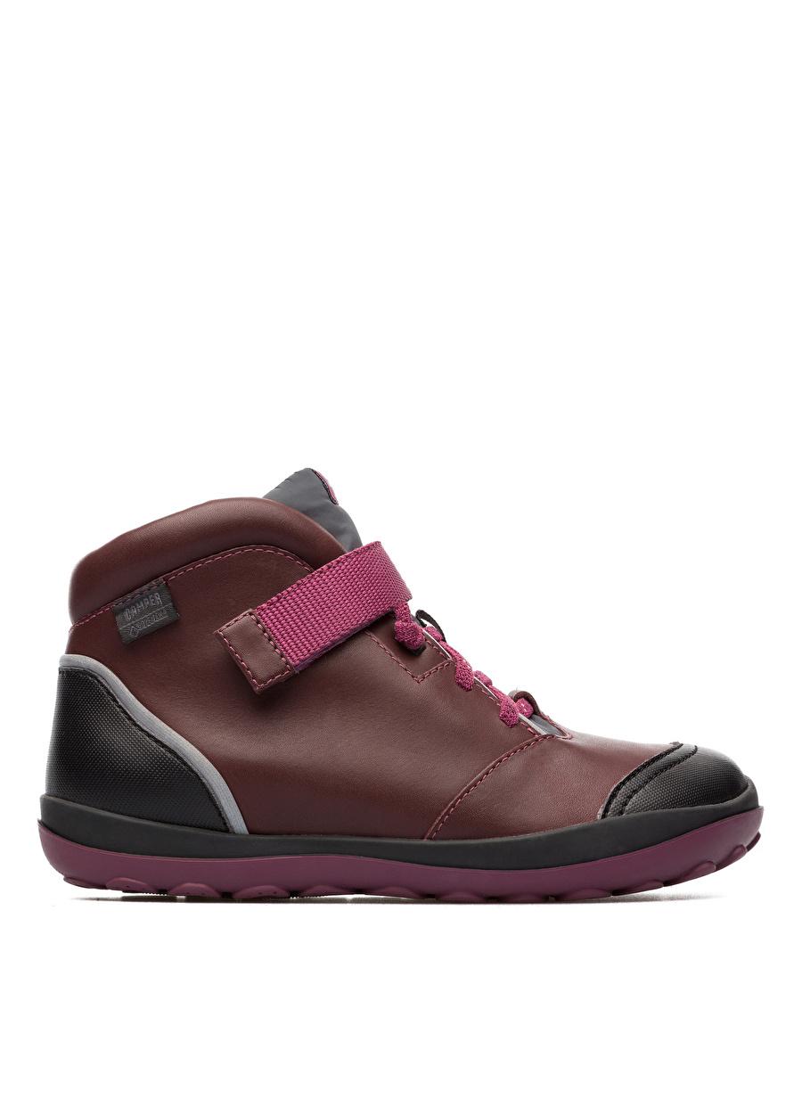 unisex Çok Renkli Camper Bot Ayakkabı Çanta Çocuk Ayakkabıları BotÇizmeler