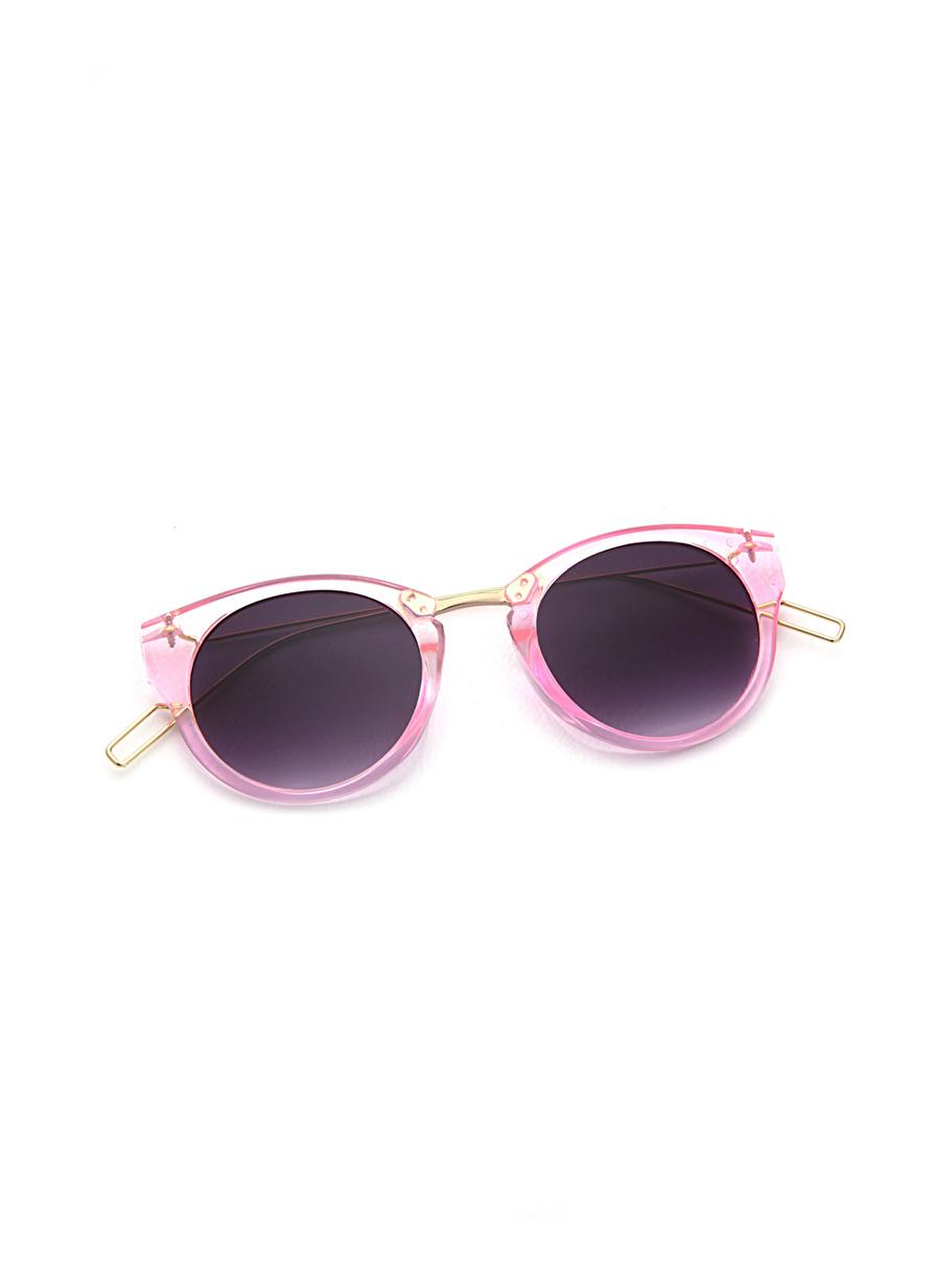 Standart Renksiz Aqua Di Polo 1987 PLD13B100504 Kadın Güneş Gözlüğü Aksesuar Gözlük