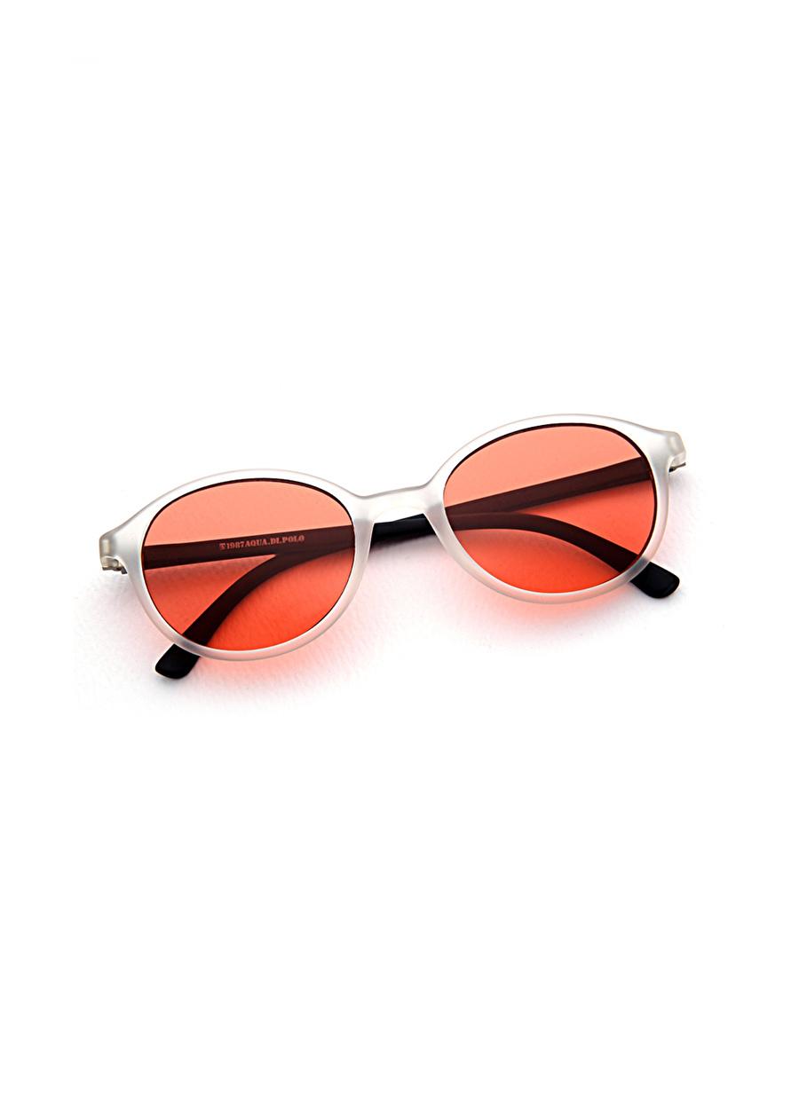 Standart Renksiz Aqua Di Polo 1987 PLD16BSS34055 Kadın Güneş Gözlüğü Aksesuar Gözlük