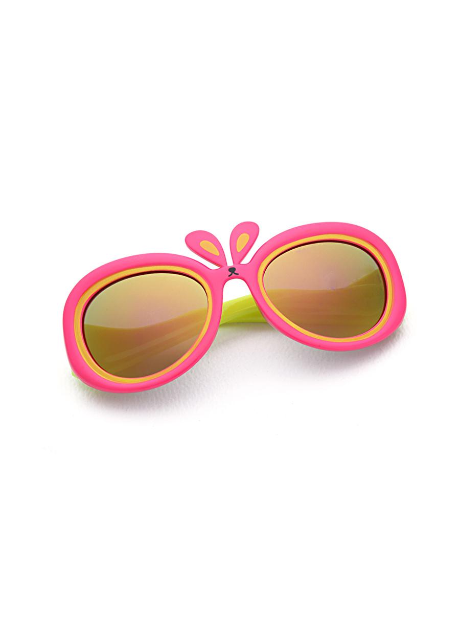 Standart unisex Renksiz Aqua Di Polo 1987 PLD18B100901 Çocuk Güneş Gözlüğü Aksesuar Gözlük