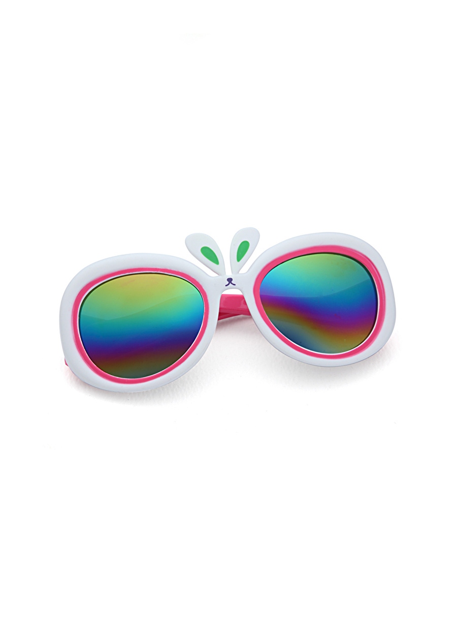 Standart unisex Renksiz Aqua Di Polo 1987 PLD18B100907 Çocuk Güneş Gözlüğü Aksesuar Gözlük