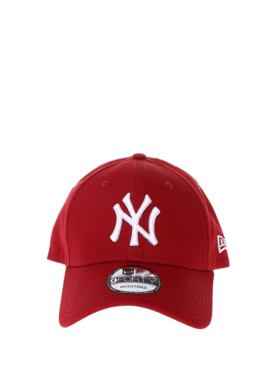Standart unisex Kırmızı New Era Şapka Equipment Accessor Active Streetwear