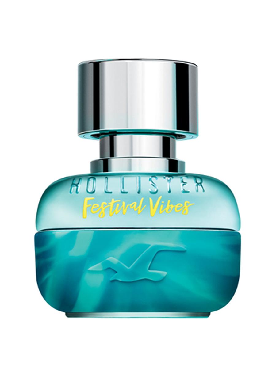 Standart Renksiz Hollister Festival Vibes Edt 50 ml Erkek Parfüm Kozmetik