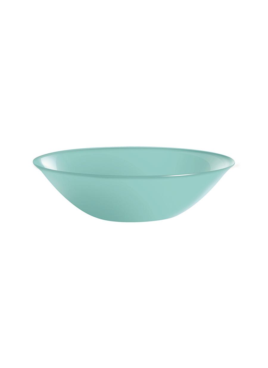 Standart unisex Mint Arkcam Mavi 16.5 cm Kase Ev Mutfak Sofra Ürünleri Tabak