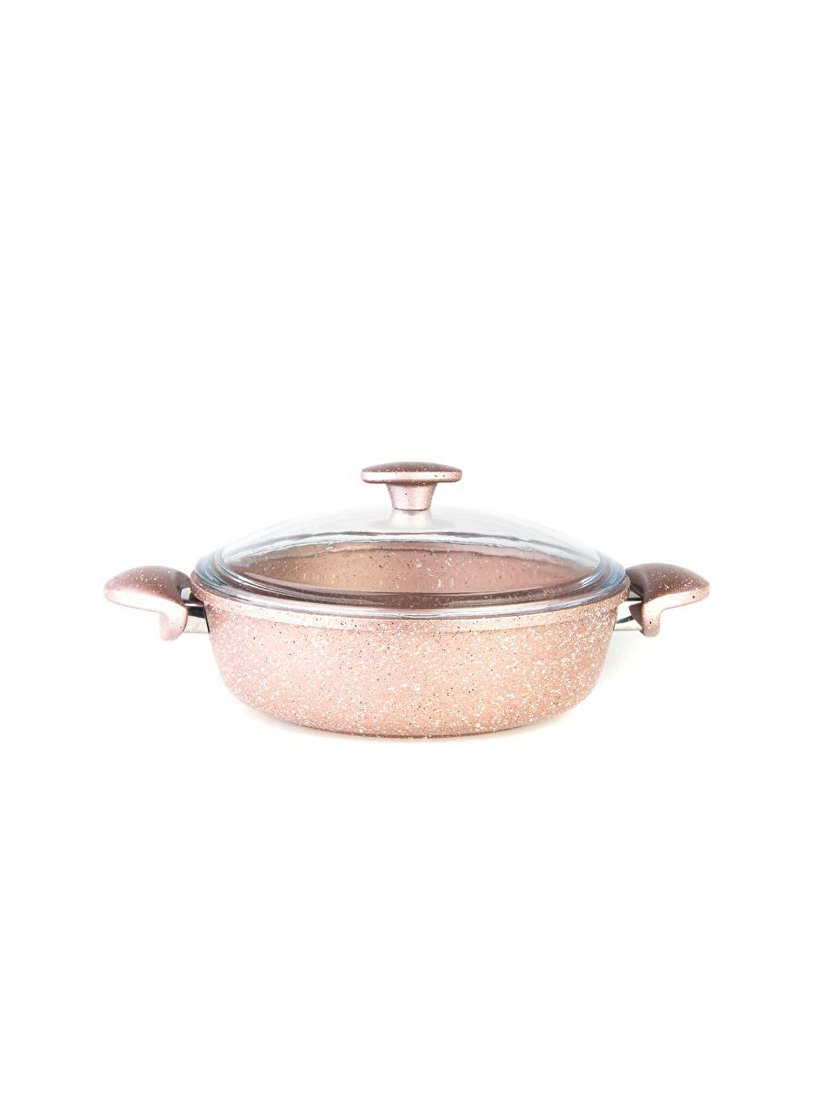 Standart unisex Altın Thermoad 26 cm Tencere Ev Mutfak Sofra Ürünleri Pişirme