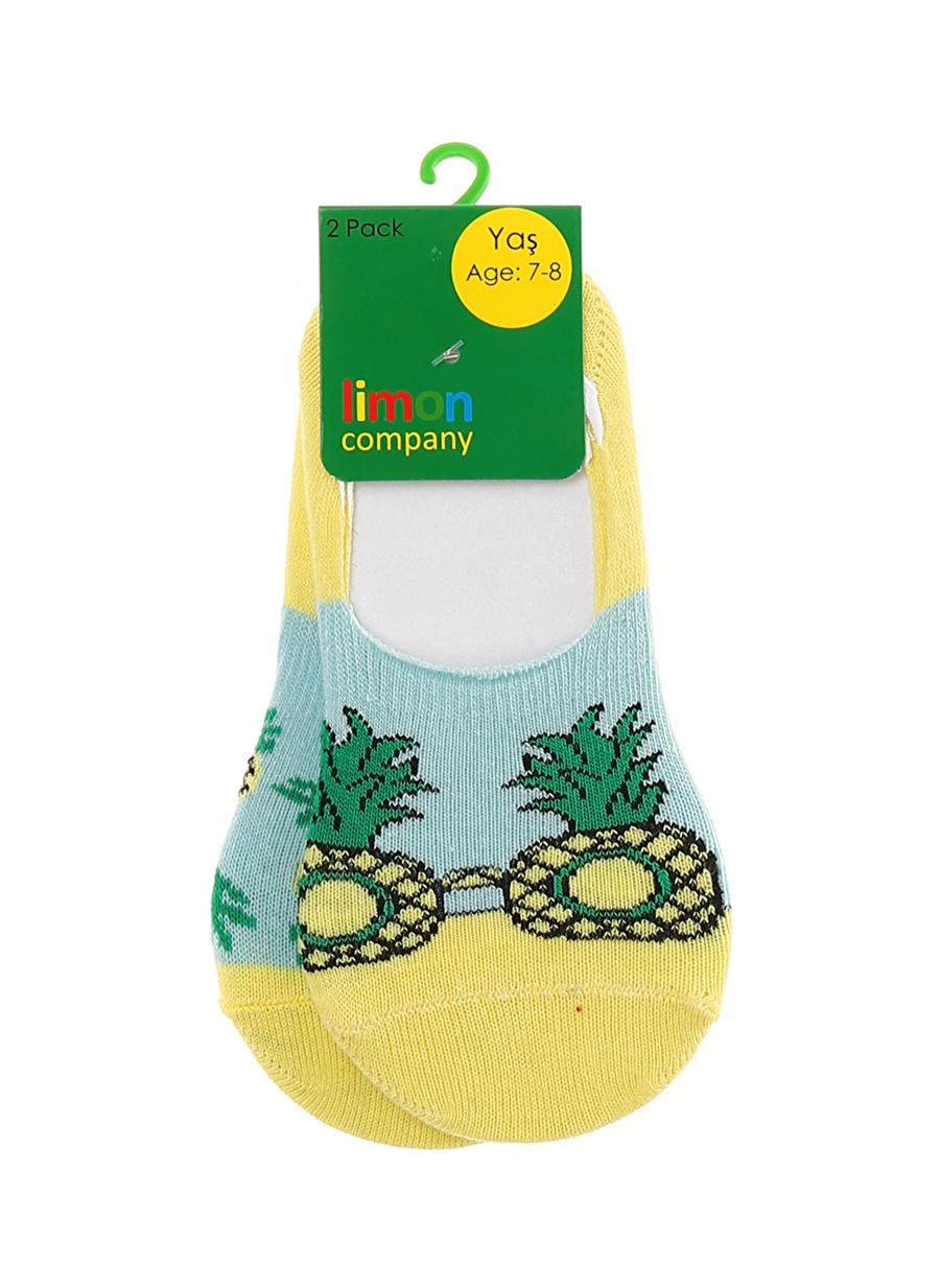 Limon Spor Çorap