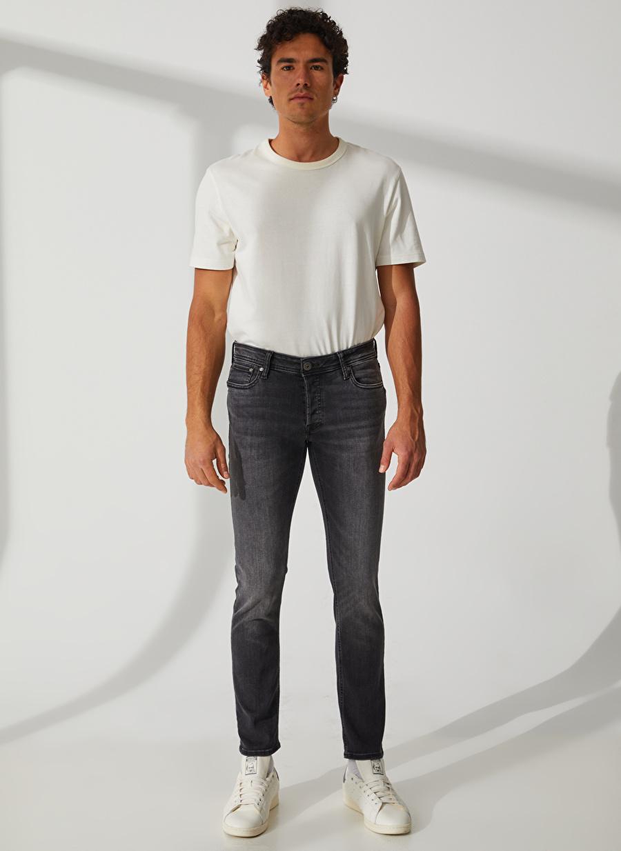 Jack & Jones 12159030 Siyah Denim Pantolon