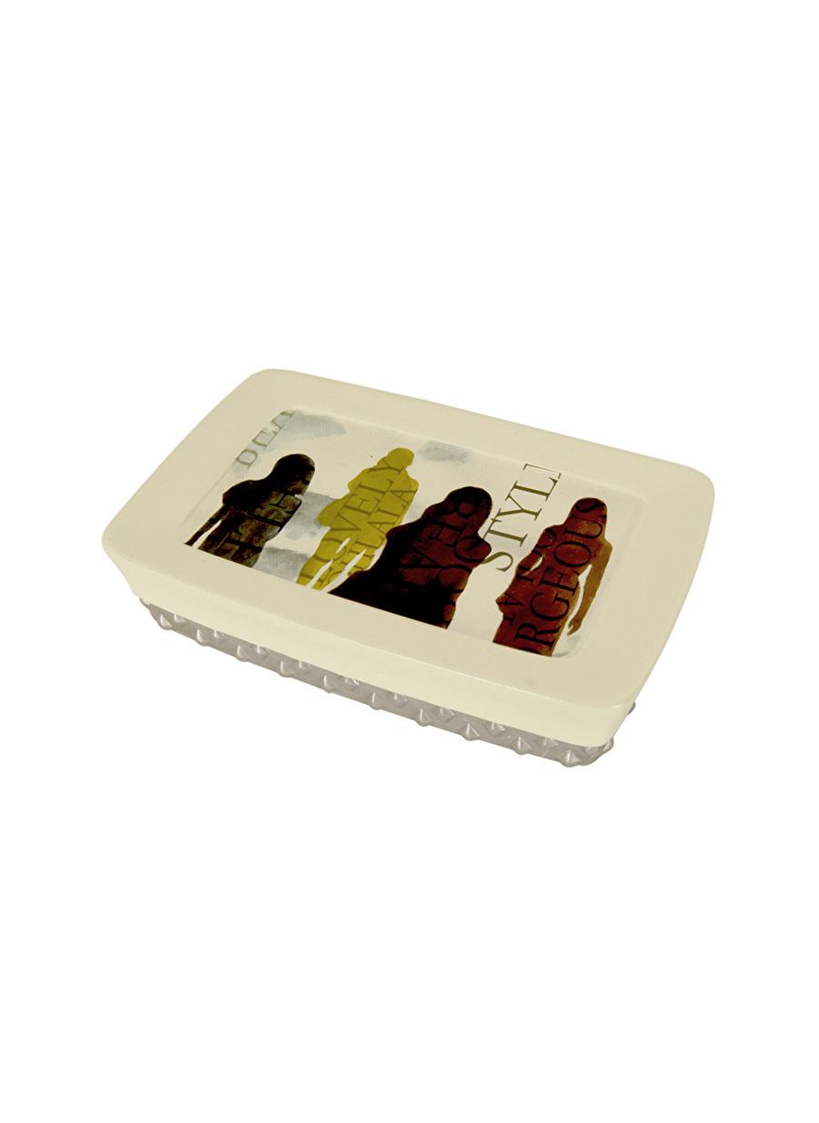 Standart unisex Renksiz İrya Style Sabunluk Ev Banyo Ürünleri Aksesuarı