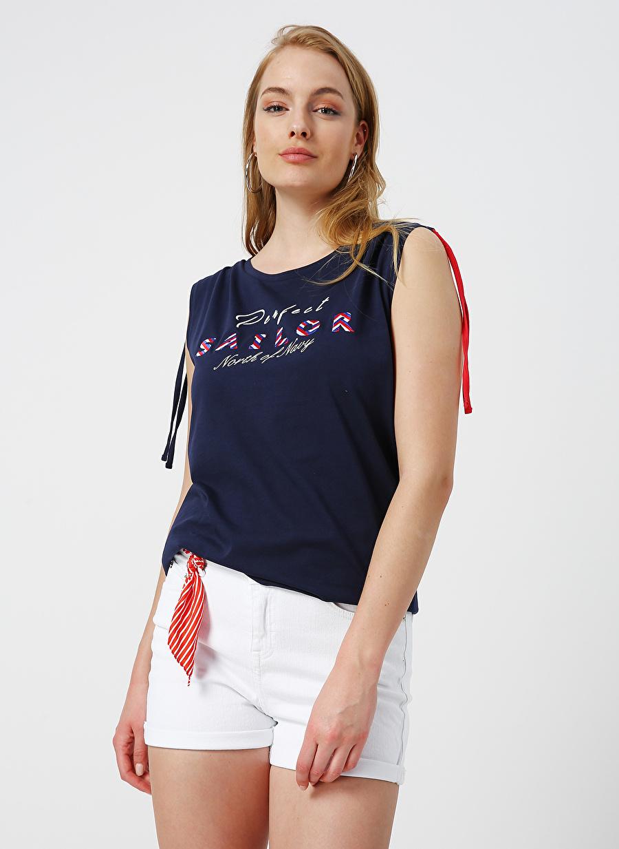 North Of Navy T-Shirt