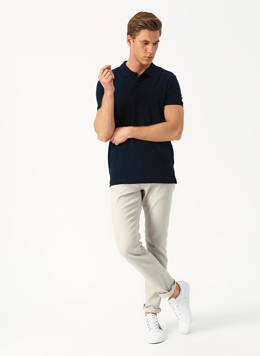 36-32 Erkek Gri Loft TB2244 Taş Klasik Pantolon Bottoms Active Streetwear