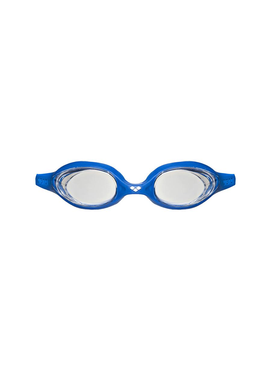 Standart unisex Mavi - Beyaz Arena Spider Yüzücü Gözlüğü Spor Türleri Su Sporları