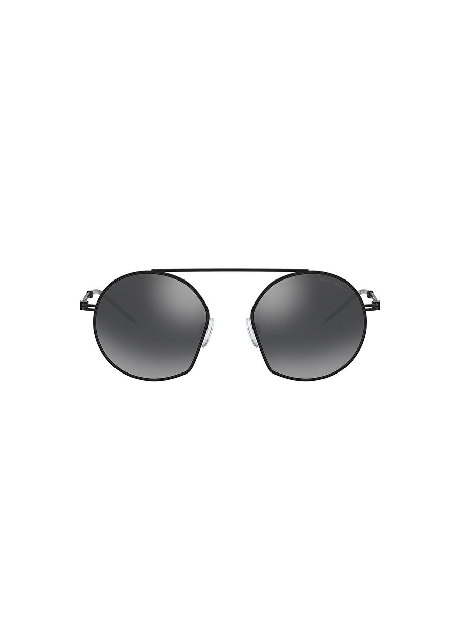 Standart Renksiz Emporio Armani Güneş Gözlüğü Erkek Aksesuar Gözlük