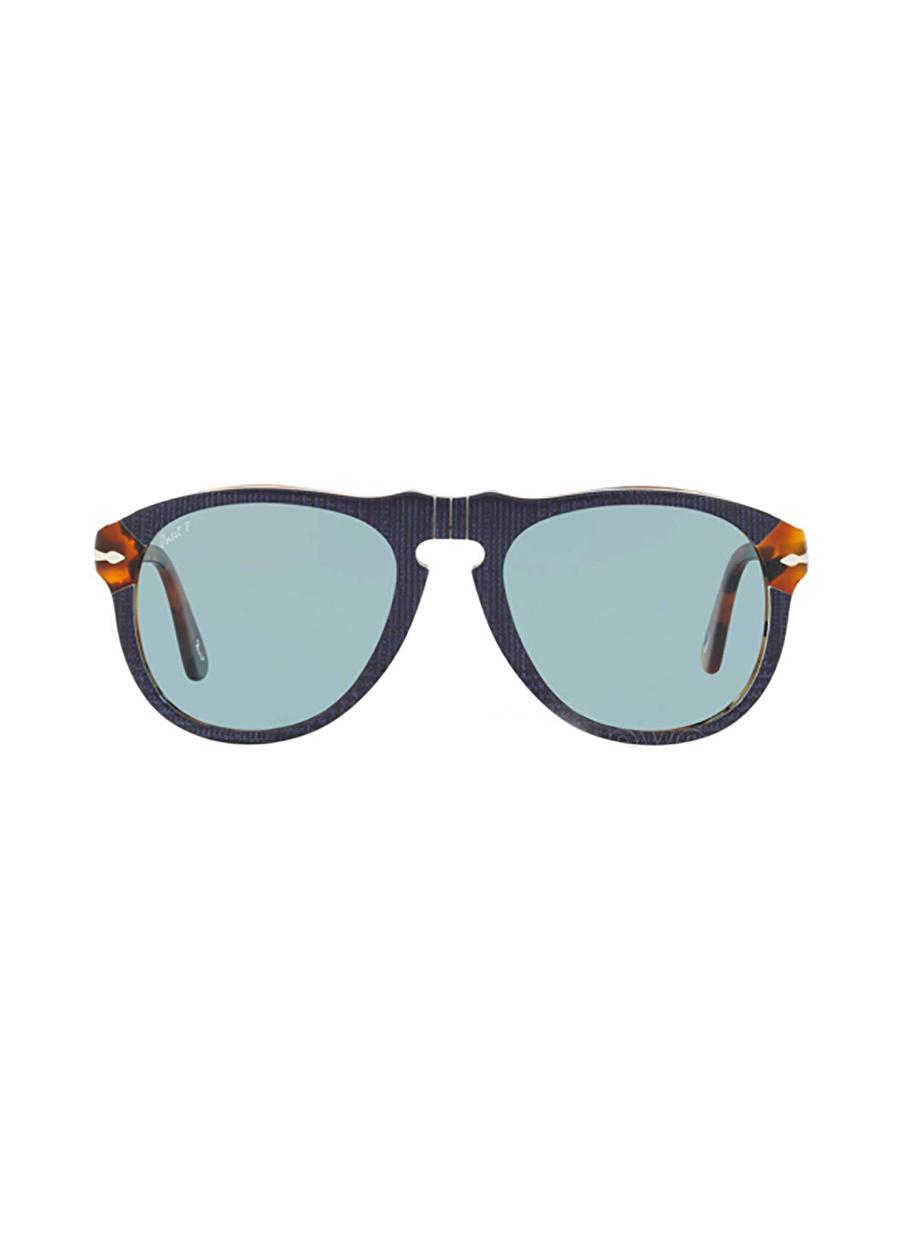 Standart Renksiz Persol Güneş Gözlüğü Erkek Aksesuar Gözlük