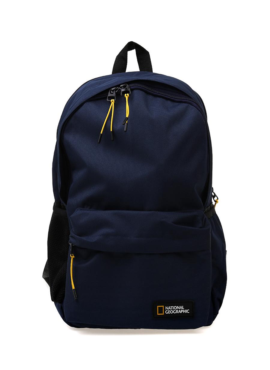 Standart Erkek Lacivert National Geographic Sırt Çantası Bags Active Streetwear