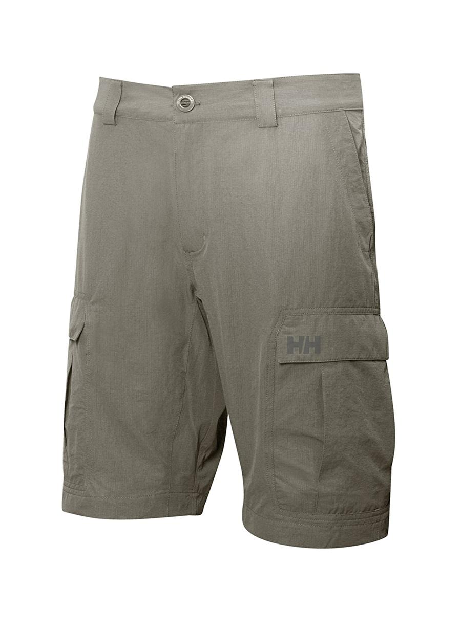 Füme Helly Hansen Qd Cargo Shorts Erkek Şort Bottoms Active Streetwear