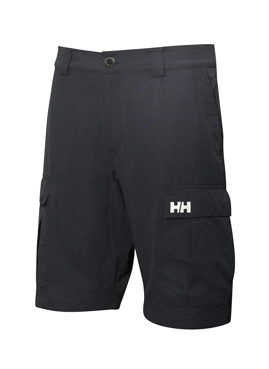 30 Lacivert Helly Hansen Qd Cargo Shorts Erkek Şort Bottoms Active Streetwear